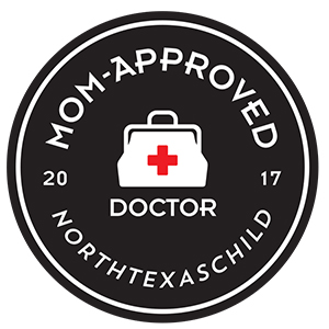 Mom-Approved Doc logo