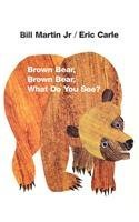Brown Bear, Brown Bear, What do you See? by Bill Martin Jr./Eric Carle - Favorite Children's Books