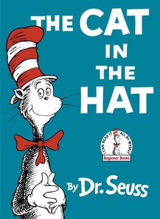 The Cat in the Hat by Dr. Suess- Favorite Children's Books