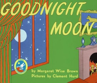 Goodnight Moon written by Margaret Wise Brown illustrated by Clement Hurd- Favorite Children's Books
